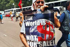 WSF - our world is not for sale!